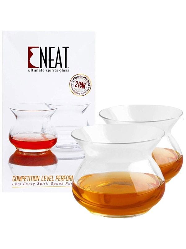 The Neat Glass Official Competition Judging Glass 2pk