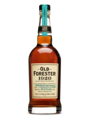 Old Forester 1920 Prohibition Style Bourbon Whiskey.jpg